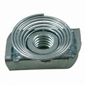 Short Spring Nut,Spring channel Nut,Strut Nut,Channel Nut With Spring