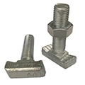 Hammer Toothed T Bolt